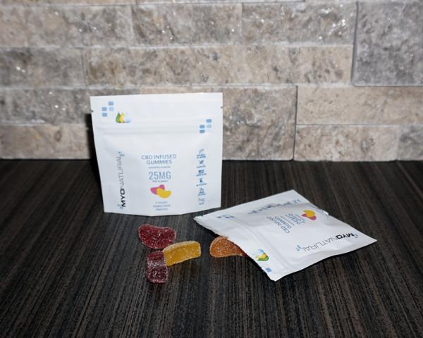 25mg cbd gummy sample -